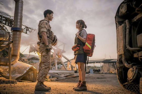 Descendants Of The Sun: