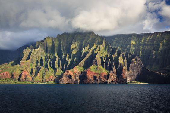 Nâ Pali Coast State Park - Havai