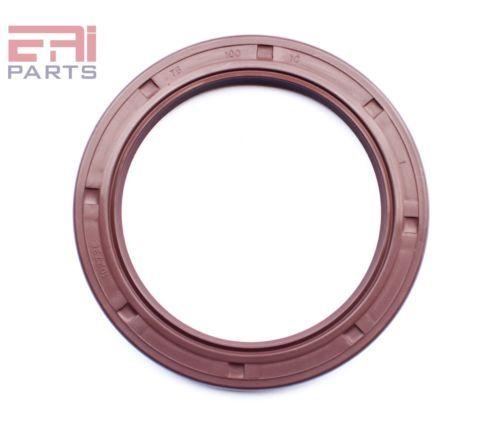 Viton Oil Seal TC 25X42X7 Rubber Double Lip w// Spring 25mmX42mmX7mm.