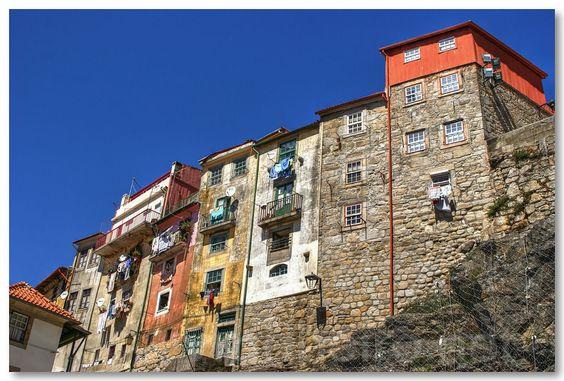 Casario - PORTO (Portugal): Casario.