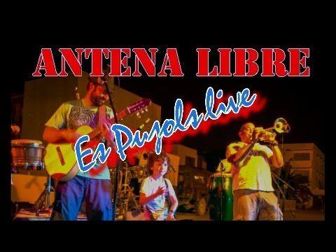 Antena Libre live in Es Pujols, Formentera 2015