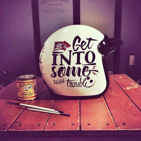 Helmet Paint: