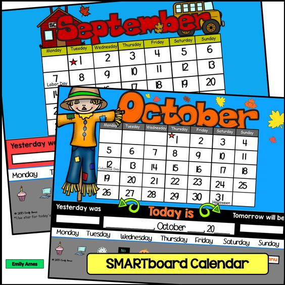 Kindergarten Calendar Smartboard : Common core activities smart boards and second grade on
