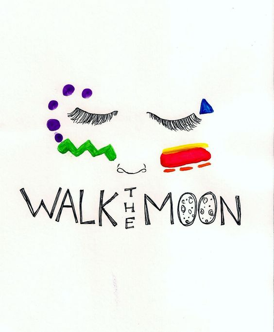 Walk The Moon: Caused Jenny's Got A Body Just Like An Hour