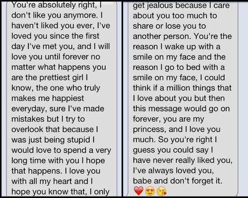 Text messages from boyfriend google search bestfriend