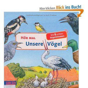 Hör mal: Hör mal - Unsere Vögel
