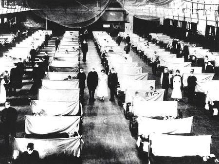 Coronavírus: O que pode se aprender com a gripe espanhola, pandemia que matou milhões há 100 anos - 11/03/2020 - UOL Notícias