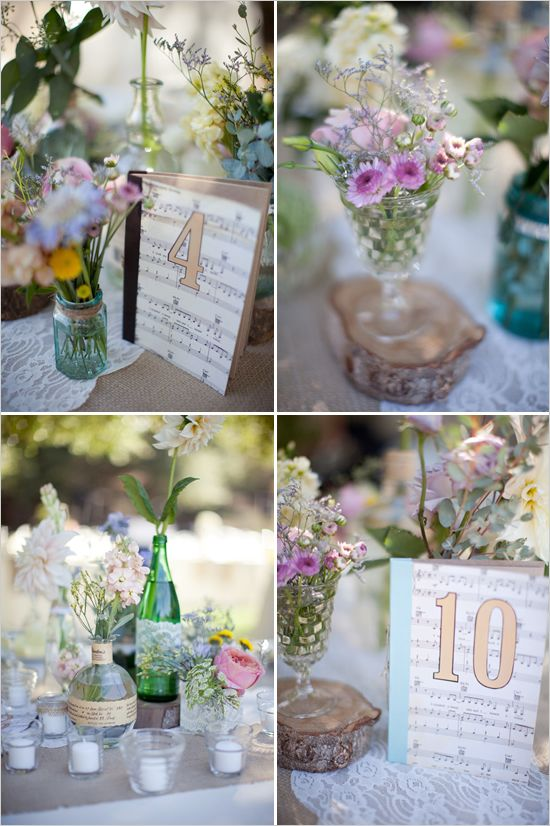Used Shabby Chic Wedding Decorations : Handmade vintage wedding ideas shabby chic and flower