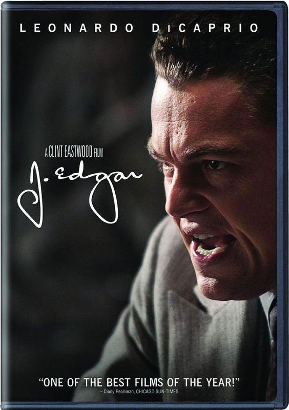 J. Edgar (DVD) by Warner