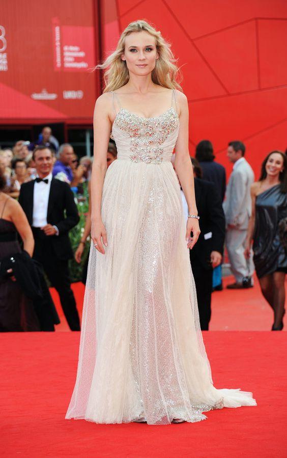 Diane Kruger's schönste Looks beim Filmfest in Venedig
