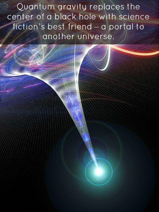 The Center of a Black Hole: Infinitely Massive Singularity ...