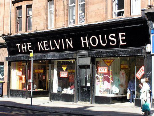 Kelvin House Glasgow Glasgow Scotland House