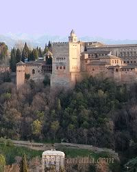 things to do in granada - alhambra view from mirador nicolas