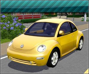 Sims 3 Car Volkswagen Sims 3 Pinterest Cars Car Volkswagen
