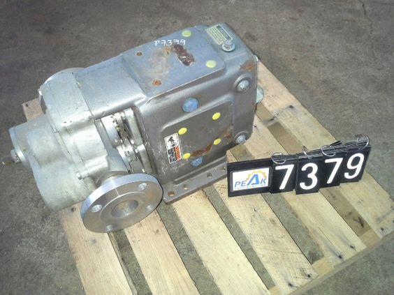 Waukesha Cherry-Burrell #Pump Model 5050