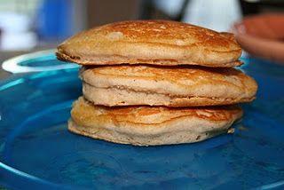 egg free, milk free pancakes!