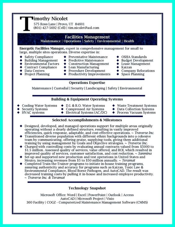 11 Child Care Sample Resume Riez Sample Resumes Riez Sample - water manager sample resume