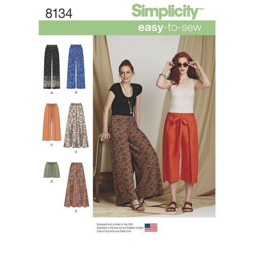 Resultado de imagen de simplicity pants easy