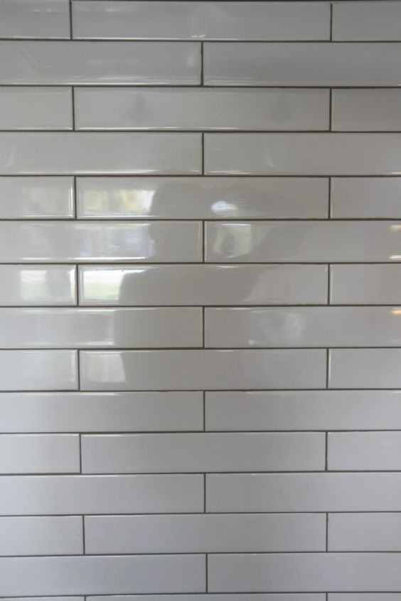New Graphic Subway Tile  Originally Uploaded By It39s Great To Be Home