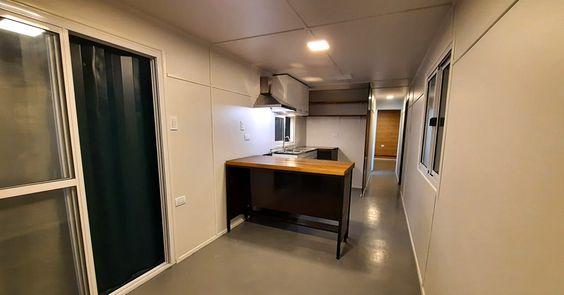 Casa Container 32 m2 mod. 720 Personalizado