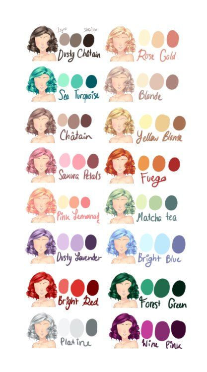 Twitter How To Draw Hair Art Tutorials Sketch Book