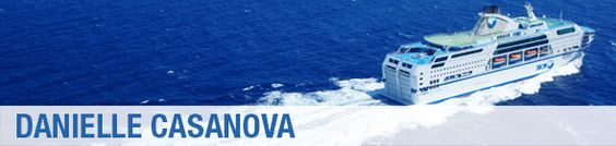 Compagnie maritime SNCM - D.Casanova