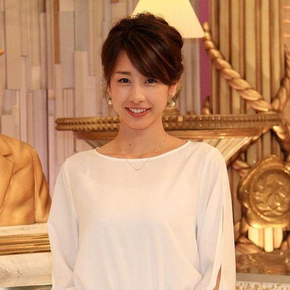笑顔の加藤綾子
