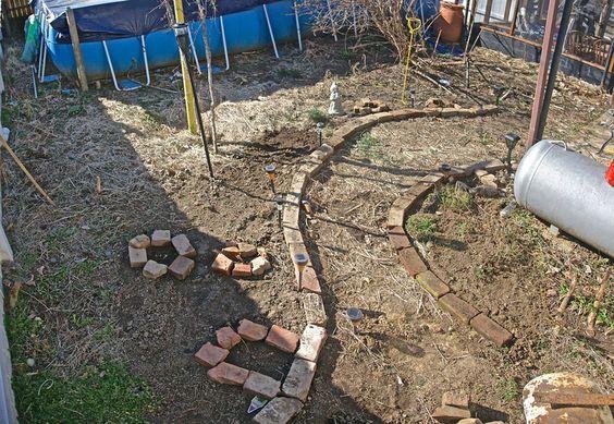 Starting a witch's garden, a moon garden and a cottage garden from scratch?