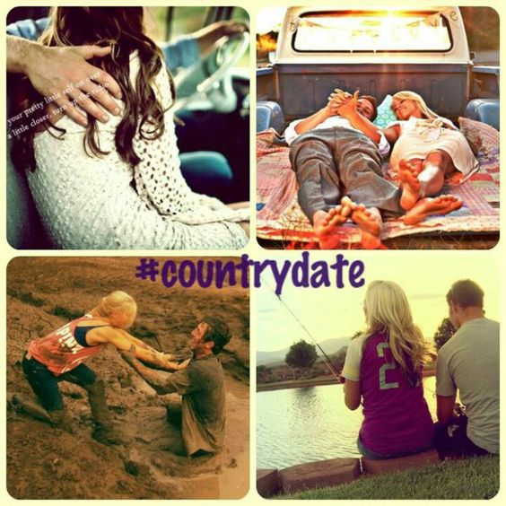 Country style dates!