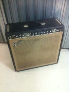 Fender Super Reverb 4x10 von 1965 in Mitte - Hamburg Borgfelde | Musikinstrumente und Zubehör gebraucht kaufen | eBay Kleinanzeigen