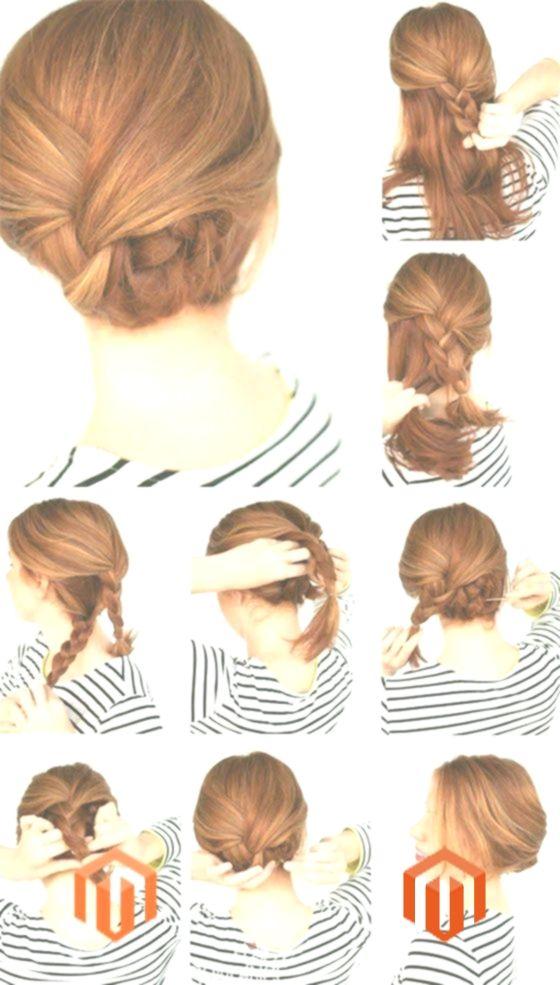 Ces Coiffures Faciles Sont Vraiment A La Mode Ces Coiffures Faciles Mode Sont Vraiment Easy Hairstyles Hair Styles Trendy