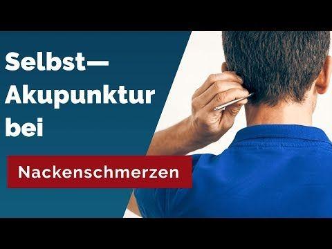 Einfach Besser Leben Youtube Nackenschmerzen Akupunktur Schmerz