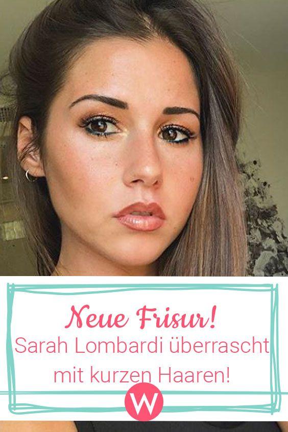 Sarah Lombardi Die Haare Sind Jetzt Noch Kurzer Haare Pflegen Sarah Lombardi Haare