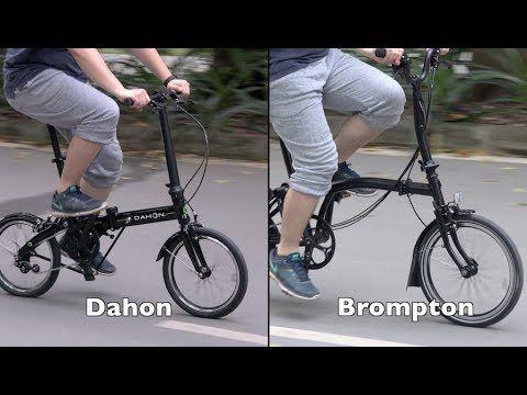 How To Fold And Unfold Your Dahon Bike Mu Ikon Vybe Vigor