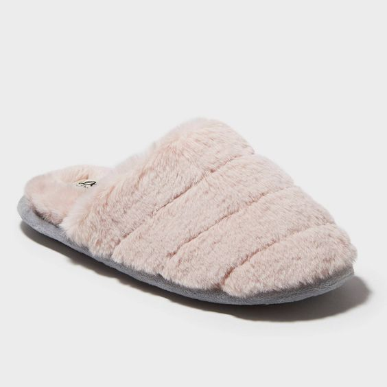 ALL SIZES Dearfoams Men's Memory Foam Indoor Outdoor
