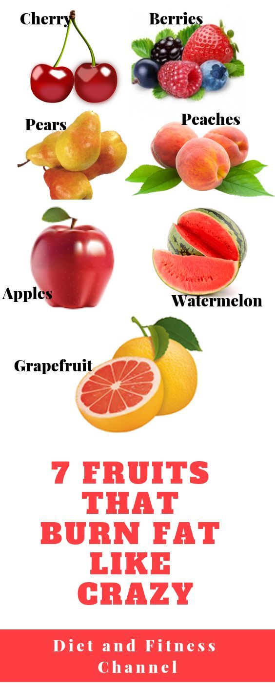 Fat Loss Fruits Vegetables