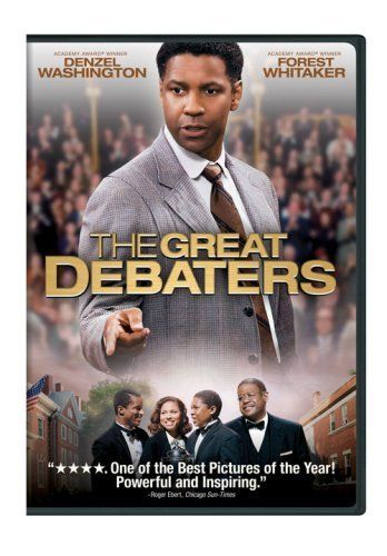 The Great Debaters DVD ~ Denzel Washington, http://www.amazon.com/dp/B00125WAWS/ref=cm_sw_r_pi_dp_Ubcusb0K06NC7 #great #story