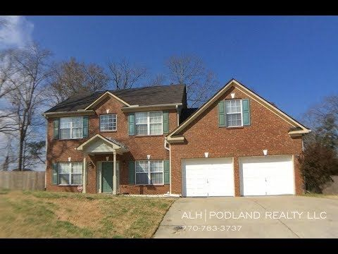 3847 Heathermere Landing For Rent In Decatur Ga Renting A House House Rental House Styles