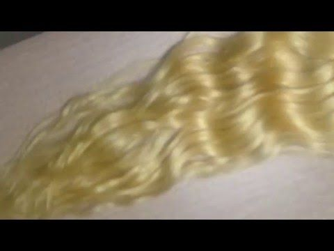 78 best hair extensions video images on pinterest hair tape hair extensions wavy blonde youtube pmusecretfo Image collections