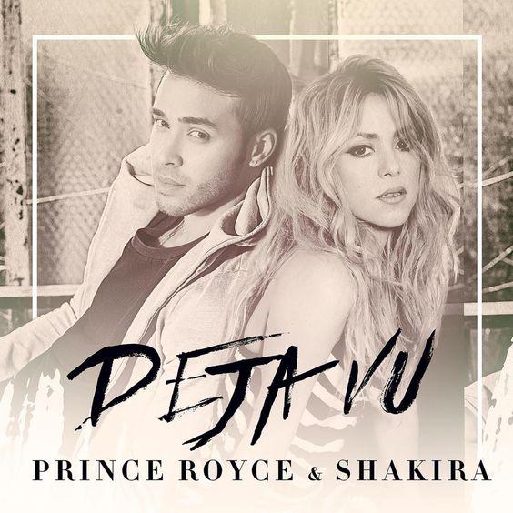 Prince Royce, Shakira – Deja Vu acapella