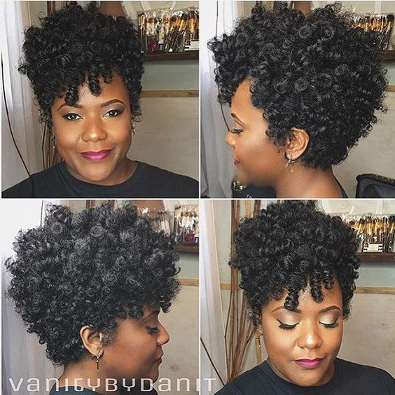 Love this tapered crochetbraids cut by vanitybydanit jacksonMS ...