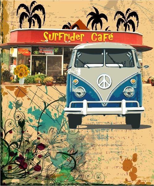 VW Bus | Phil Hamilton