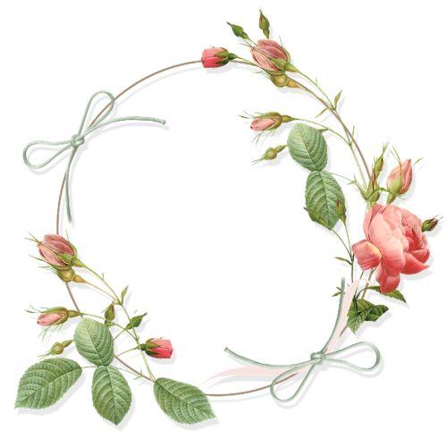 Psiu Noiva - Mais de 30 Frames Florais Para Download Grátis 12