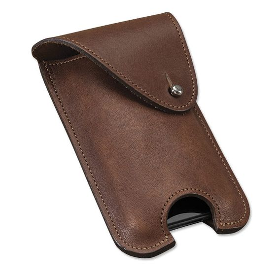 Leather Phone Holster For Iphone