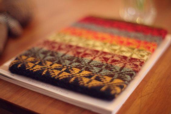 Duduá: Nuevo taller de Jacquard a ganchillo con cuerda