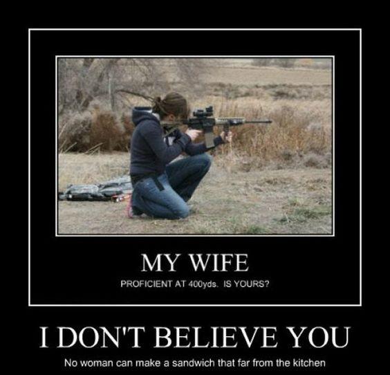 woman...