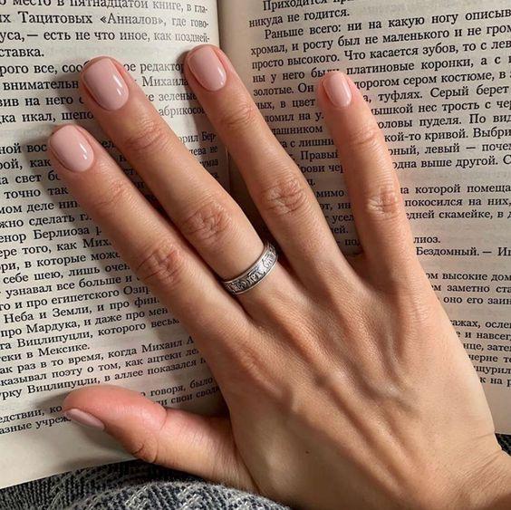 Маникюр, который выдаёт ухоженную девушку | STYLE DAILY | Яндекс Дзен