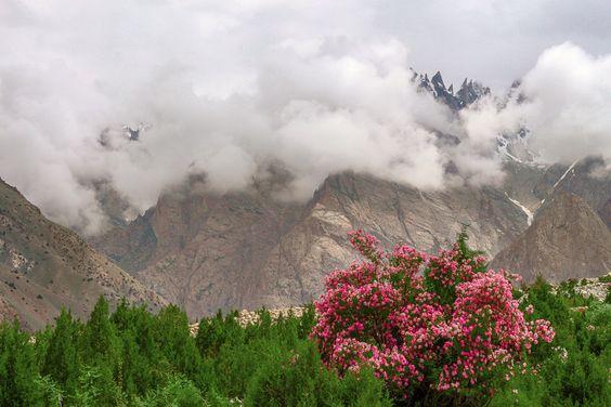 Hushe Valley, Pakistan by tariq sulemani
