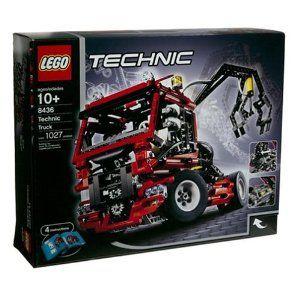 LEGO Technic: Truck #8436
