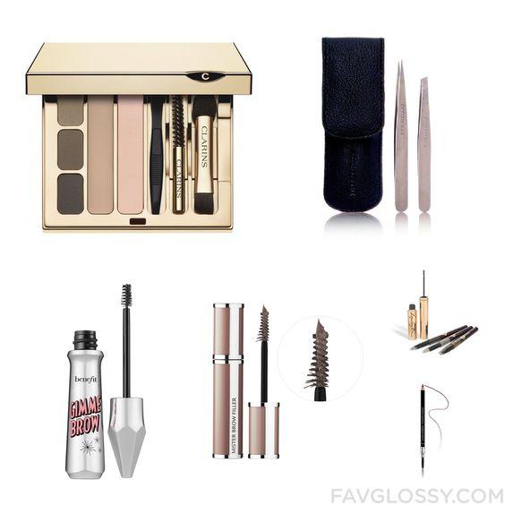 Makeup Advices Featuring Clarins Eye Makeup Tweezerman Benefit Eye Makeup And Eyebrow Makeup From August 2016 #beauty #makeup